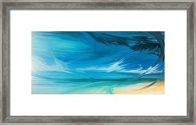 Aries Framed Print by Josh Mackey