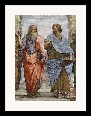 Greek Classic Framed Prints