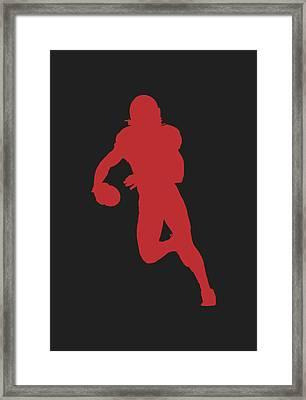Arizona Cardinals Larry Fitzgerald Framed Print