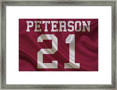 Arizona Cardinals Patrick Peterson Framed Print