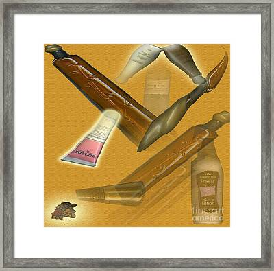 Arizona's Best-b 2 Piece Set Framed Print