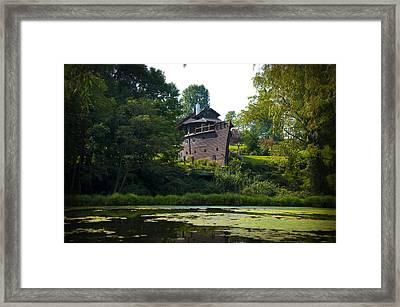 Ark House - Berks County Pa. Framed Print