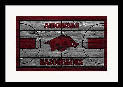 Razorbacks Framed Prints