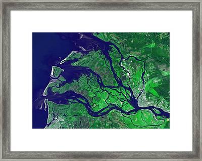 Arkhangelsk Framed Print