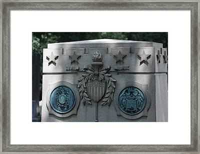Arlington National Cemetery - 121216 Framed Print by DC Photographer