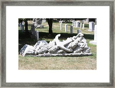 Arlington National Cemetery - 121219 Framed Print by DC Photographer