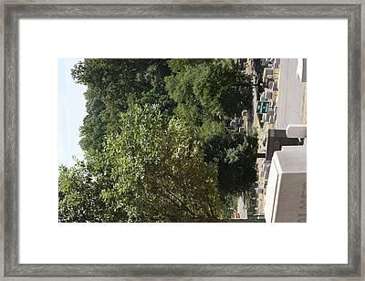 Arlington National Cemetery - 121229 Framed Print