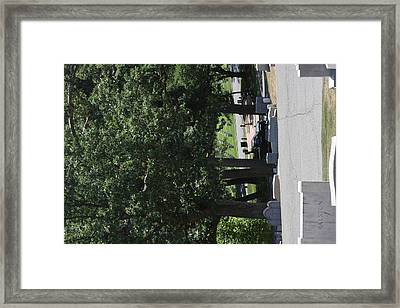 Arlington National Cemetery - 121233 Framed Print by DC Photographer