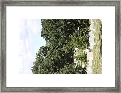 Arlington National Cemetery - 121239 Framed Print by DC Photographer