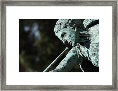 Arlington National Cemetery - 12127 Framed Print