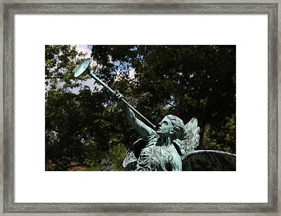 Arlington National Cemetery - 12128 Framed Print
