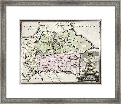 Armenia Framed Print by British Library
