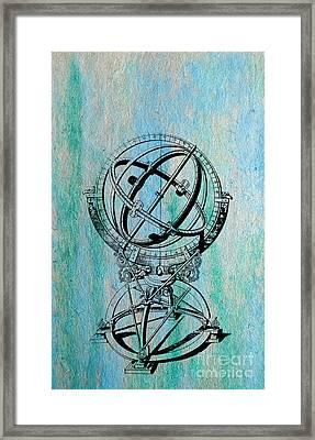 Armilla Framed Print by R Kyllo