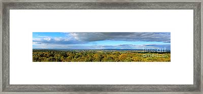 Armorican Landscape Framed Print