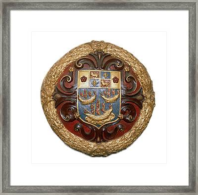 Arms Of The East India Company Framed Print by British Library