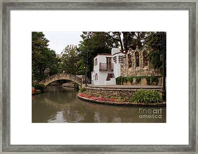 Arneson River Theatre Framed Print by Paul Anderson