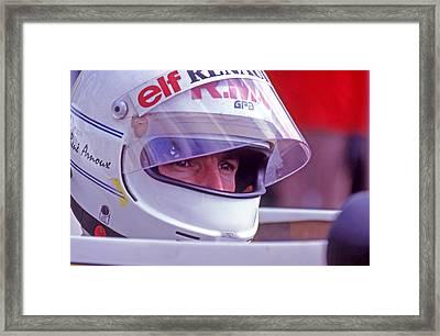 Arnoux Framed Print
