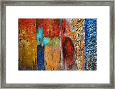 Arpeggio Framed Print
