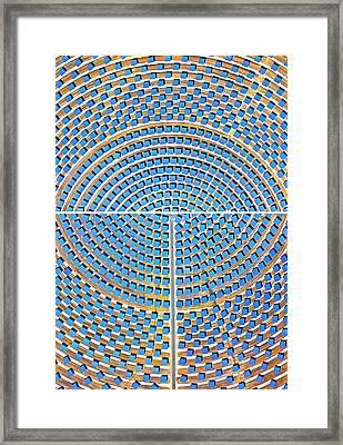 Array  Framed Print by John Illingworth