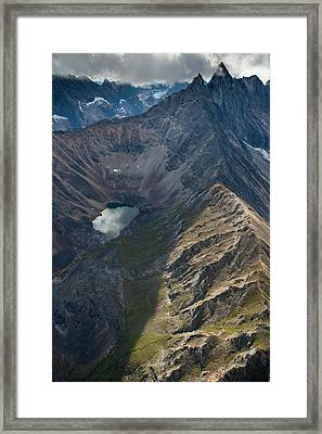 Arrigetch Framed Print