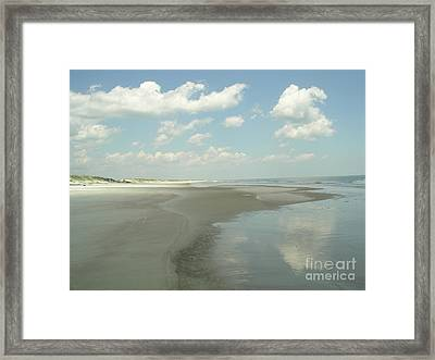Arriving Light Framed Print