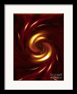 Disdainful Digital Art Framed Prints
