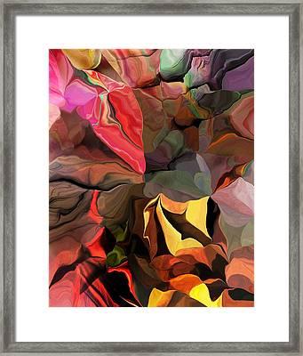 Arroyo  Framed Print by David Lane