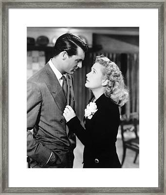 Arsenic And Old Lace  Framed Print by Silver Screen