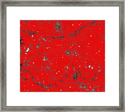 Art 6 Framed Print by Gary Pavlosky
