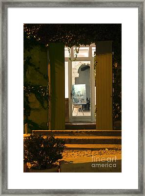 Art Gallery Framed Print by Bob Phillips