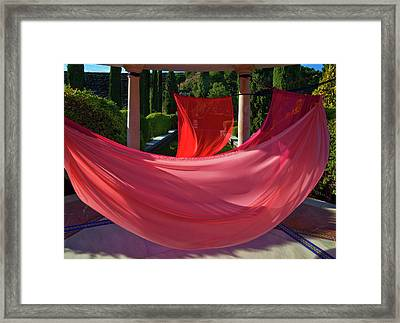 Art Installation Framed Print by Panoramic Images
