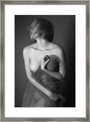 Art Nude Photography No.5 Framed Print
