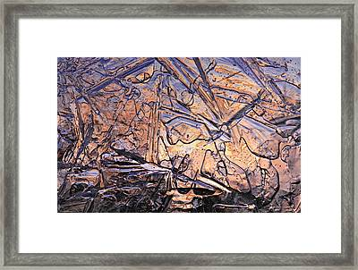 Art Of Ice 2 Framed Print