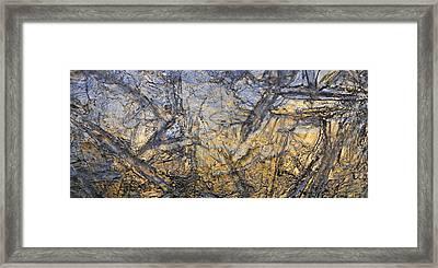 Art Of Ice 3 Framed Print by Sami Tiainen