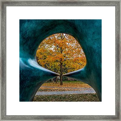 Framed Print featuring the photograph Art X 3 by Glenn DiPaola