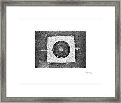 Arte Urban 11 Framed Print