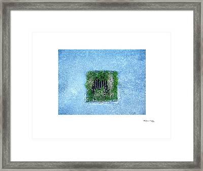 Arte Urban 16 Framed Print