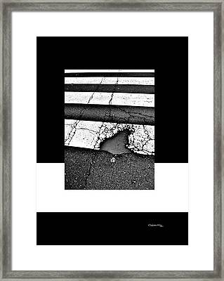Arte Urban 7 Framed Print
