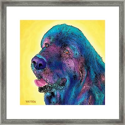 Arthur  Framed Print