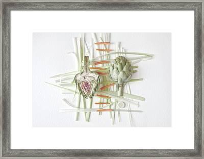 Art.ichoke - 2 Framed Print