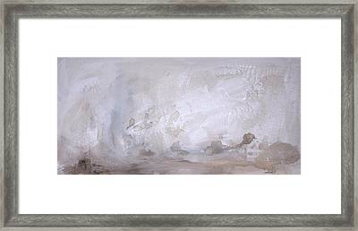 Articulation Framed Print by Lauren Maurer