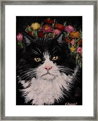Artie Framed Print