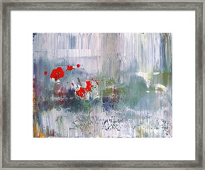 Artifact 22 Framed Print by Charlie Spear