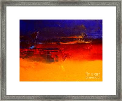 Artifact 23 Framed Print by Charlie Spear