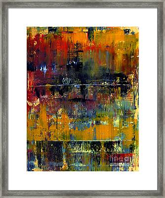 Artifact 27 Framed Print by Charlie Spear