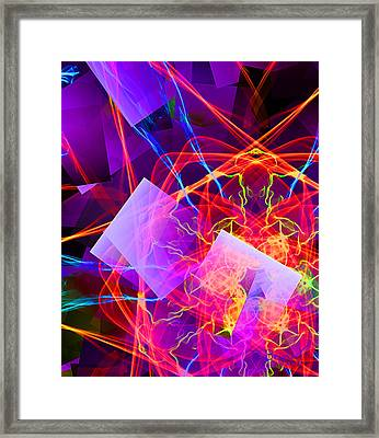 Artificial Intelligence Framed Print by Thomas Bryant