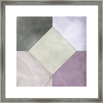 Artisan Texture Collection Detail Framed Print