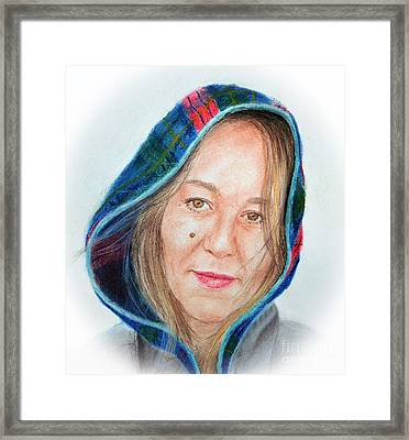 Artist Jadranka Bezanovic Sovilj  Framed Print
