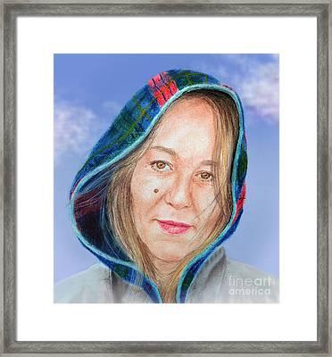 Artist Jadranka Bezanovic Sovilj  Version II Framed Print