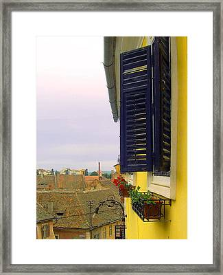 Artistic Expression Framed Print by Tamyra Crossley